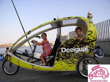 Trixi_pedicab