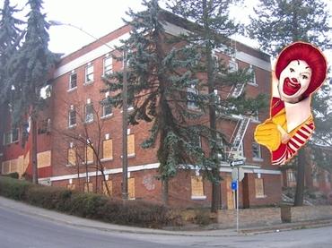 Ronaldhouse